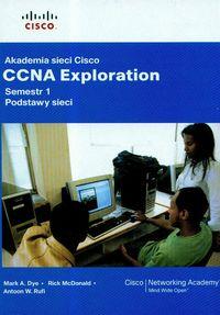 Akademia sieci Cisco CCNA Exploration Semestr 1 podstawy sieci + CD