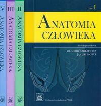 Anatomia człowieka t. 1-4