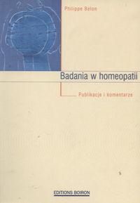 Badania w homeopatii