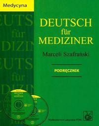 Deutsch fur mediziner podręcznik z płytą CD