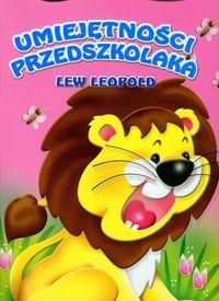 Lew Leopold Umiejętności przedszkolaka