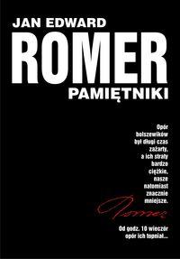 Pamiętniki Jan Edward Romer