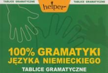 100% Gramatyki języka niemieckiego. Tablice gramatyczne HELPER