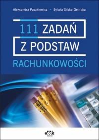 111 zadań z podstaw rachunkowości