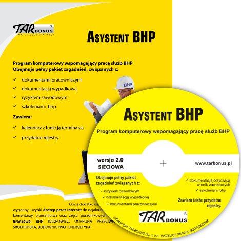 Asystent BHP - wersja 2.0
