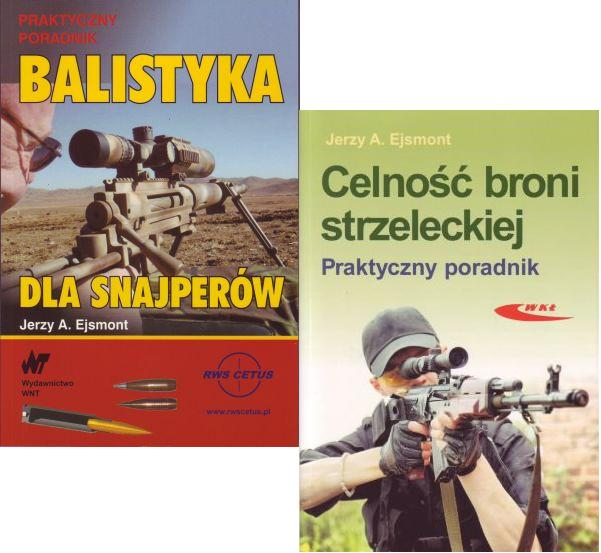 Balistyka dla snajperów i Celność broni strzeleckiej kpl