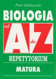 Biologia od A do Z - Repetytorium MATURA, Poziom rozszerzony
