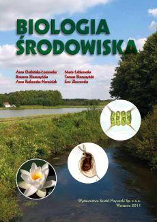 Biologia środowiska. Anna Grabińska-Łoniewska Podręcznik