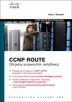 CCNP ROUTE z CD-ROM