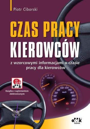 Czas pracy kierowców z wzorcowymi informacjami o czasie pracy dla kierowców
