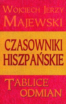 Czasowniki hiszpańskie -Tablice odmian