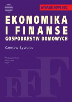 Ekonomika i finanse gospodarstw domowych (wydanie II)