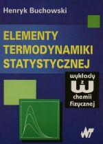 Elementy termodynamiki statycznej