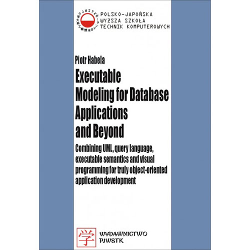 Executable modeling for database applications and beyond