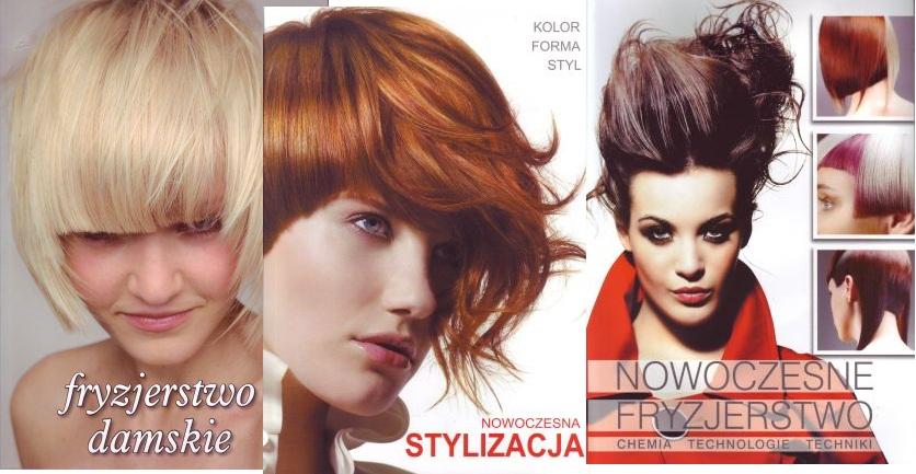 Fryzjerstwo damskie, Nowoczesne fryzjerstwo, Nowoczesna stylizacja