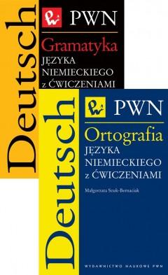 Gramatyka i ortografia języka niemieckiego z ćwiczeniami