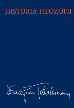 Historia filozofii. T. 1 (oprawa miękka)