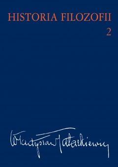 Historia filozofii. T. 2 (oprawa miękka)