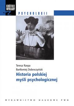 Historia polskiej myśli psychologicznej