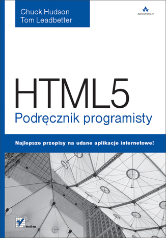 HTML5. Podręcznik programisty
