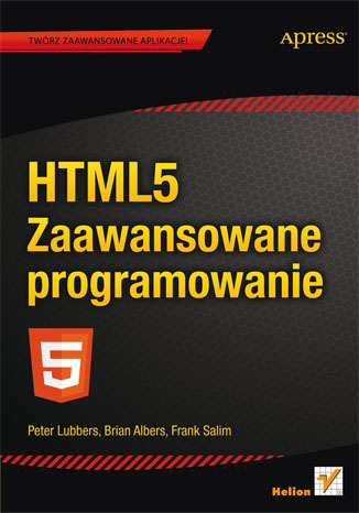 HTML5. Zaawansowane programowanie
