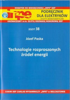 Technologie rozproszonych źródeł energii INPE 38