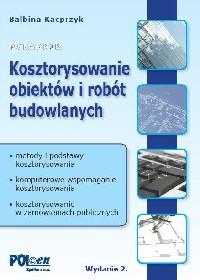 Kosztorysowanie obiektów i robót budowlanych w.2