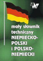 Mały słownik techniczny niemiecko-polski i polsko-niemiecki (format B6)