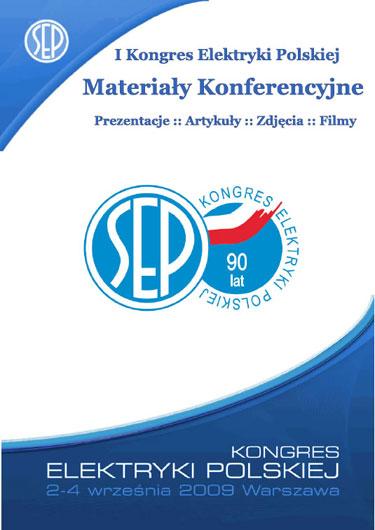 Materiały z I Kongresu Elektryki Polskiej