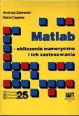 Matlab - obliczenia numeryczne i ich zastosowania