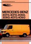 Mercedes-Benz  207D, 307D, 209D, 309D, 407D, 409D (rabat 30% - koniec nakładu -egzemplarze ze zwrotów)