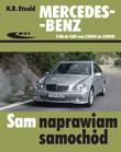 Mercedes-Benz C180 do C350 oraz C200CDI do C320CDI (serii W203)