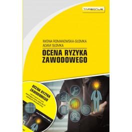 Ocena ryzyka zawodowego - książka wraz z płytą CD 2018r.