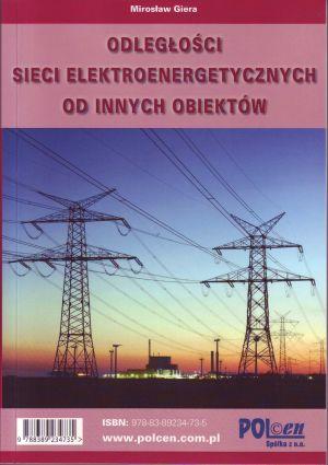 Odległości Sieci Elektroenergetycznych od Innych Obiektów