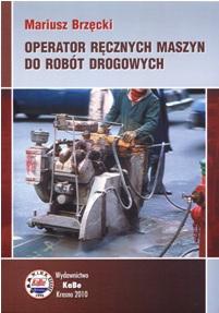 Operator ręcznych maszyn do robót drogowych