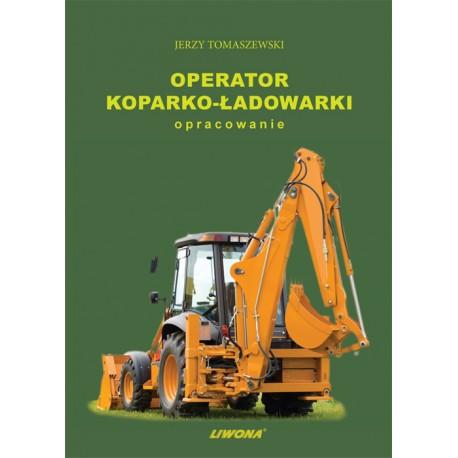 Operator koparko - ładowarki