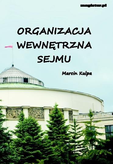 Organizacja wewnętrzna Sejmu