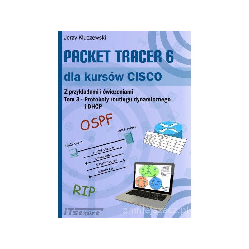 Packet Tracer 6 dla kursów CISCO Tom 3