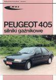 Peugeot 405 silniki gaźnikowe (egzemplarze ze zwrotów - uszkodzone - rabat 25%)