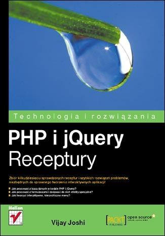 PHP i jQuery. Receptury