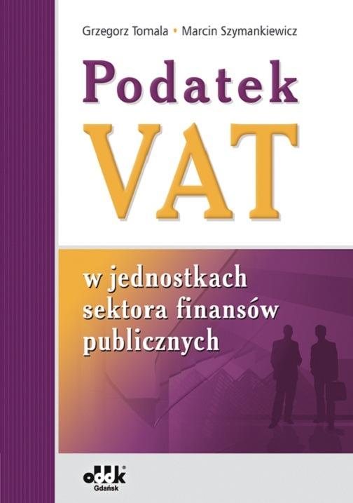 Podatek VAT w jednostkach sektora finansów publicznych