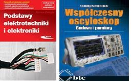 Podstawy elektrotechniki i elektroniki plus Współczesny oscyloskop. Budowa i pomiary