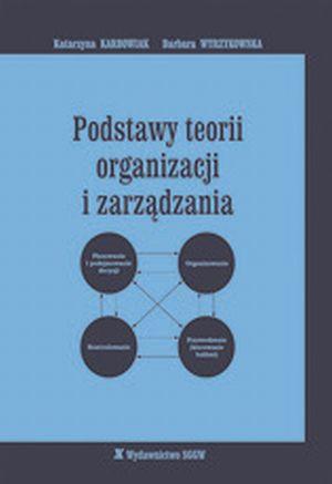 Podstawy teorii organizacji i zarządzania