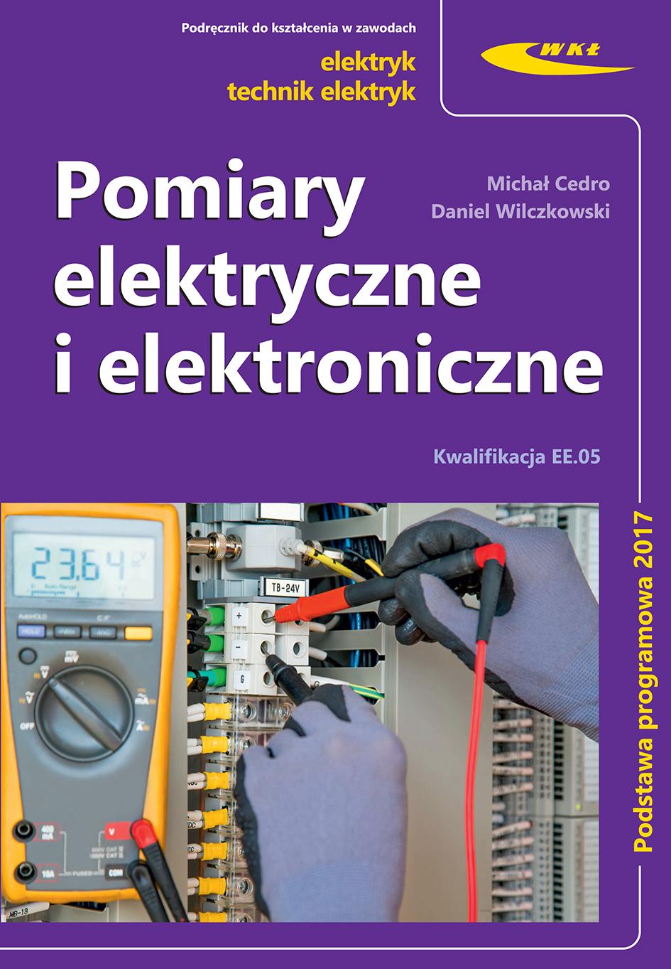 Pomiary elektryczne i elektroniczne