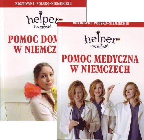 Pomoc domowa, medyczna-niem pol, HELPER