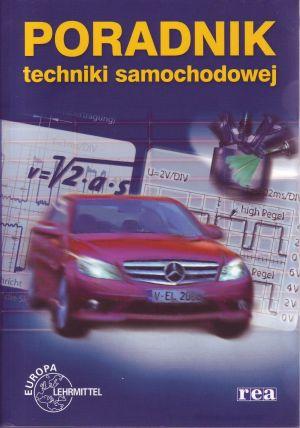 Poradnik techniki samochodowej