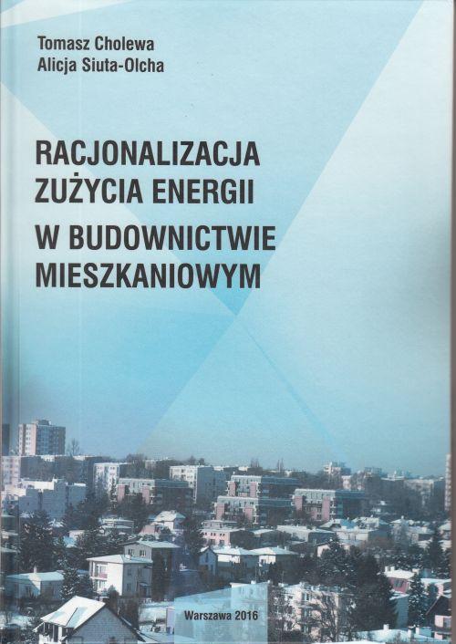 Racjonalizacja zużycia energii w budownictwie mieszkaniowym