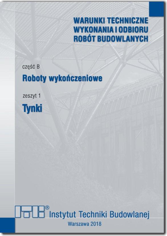 Roboty wykończeniowe, zeszyt 1: Tynki