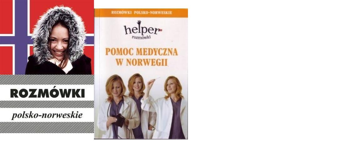 Rozmówki polsko- norweskie, pomoc medyczna Helper