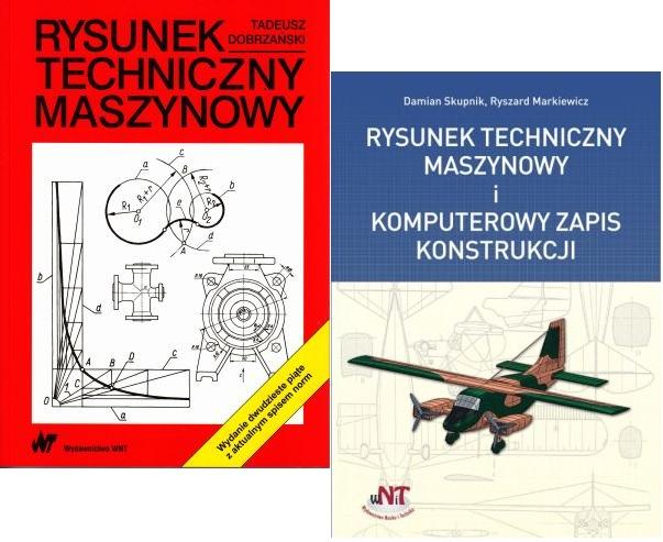Rysunek Techniczny Maszynowy i Komputerowy Zapis Konstrukcji KPL